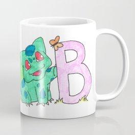 B is for Bulb A Saur Coffee Mug