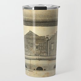 Back Seat Ghost Town Bodie Eastern California Travel Mug