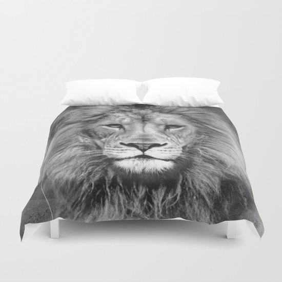 We just need a roar Duvet Cover