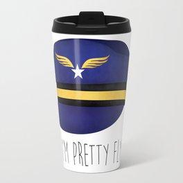 I'm Pretty Fly Travel Mug