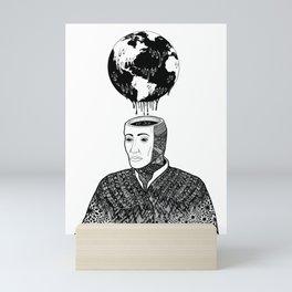 Anima Sana in Corpore Sano in Orbis Sano Mini Art Print