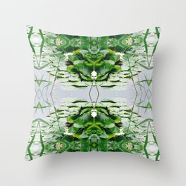Moeras 2 Throw Pillow