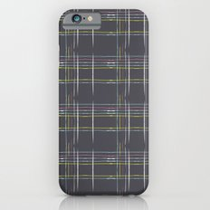 Rosewall plaid Slim Case iPhone 6s