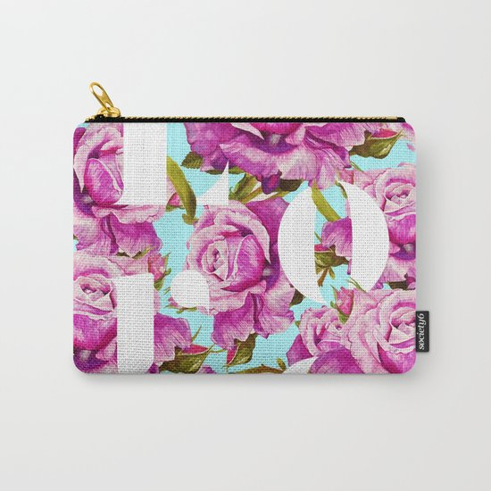 Love #society6 #decor #buyart Carry-All Pouch