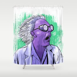 The Doc Shower Curtain