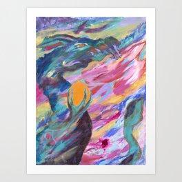 Fierce Imminence Art Print