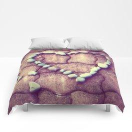 Heart  - JUSTART © Comforters