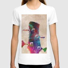 Guitar art 25 #guitar #music T-shirt