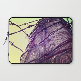 Blow the Wire Laptop Sleeve