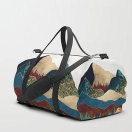 Malachite Mountains Duffle Bag