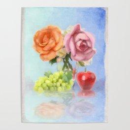 Bouquet Mon Amour Poster