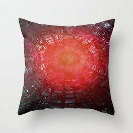 Zero Hour Throw Pillow