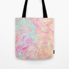 Tutti Frutti Marble Tote Bag