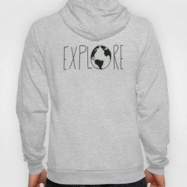 Explore the Globe x BW Hoody