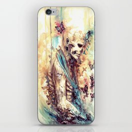 Rick Genest - Zombie Boy iPhone Skin