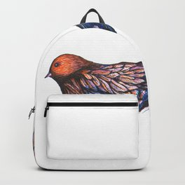 Luminescent Backpack