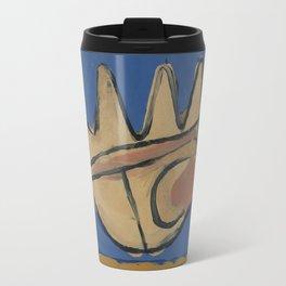 Le Corbusier - La Main Ouverte Travel Mug