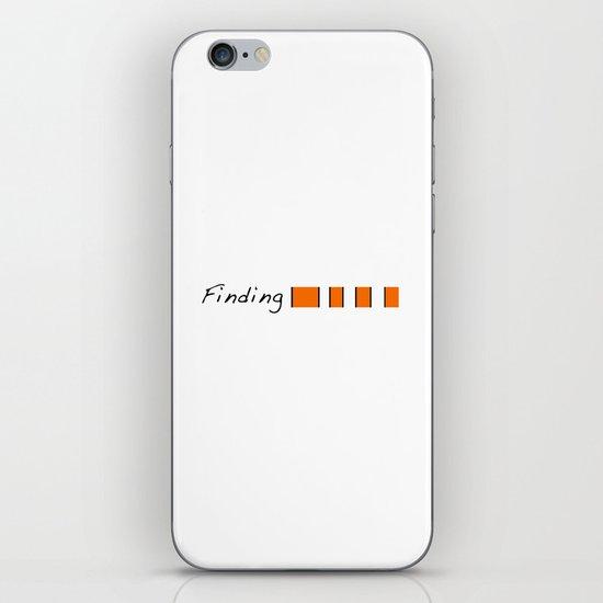 Finding Nemo iPhone Skin