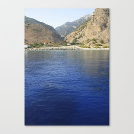 Crete, Greece 9 Canvas Print
