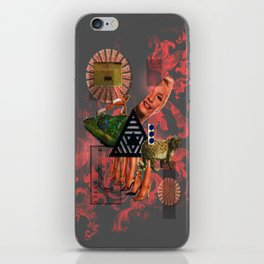 What Went Before Part 2 iPhone Skin