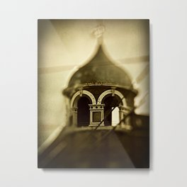 Archs Metal Print
