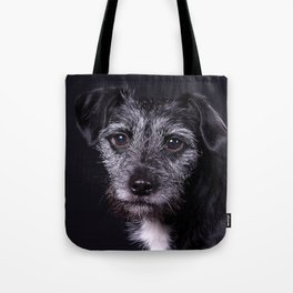 Pop the Dog Tote Bag
