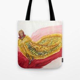 Rihanna Met Gala Tote Bag