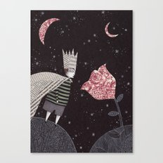 Five Hundred Million Little Bells (2) Canvas Print