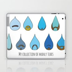 My Collection of Manly Tears Laptop & iPad Skin