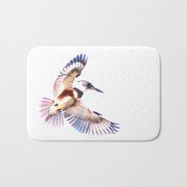 Colorful Kingfisher Bath Mat