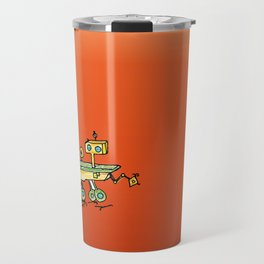 Curiosity, the rover Travel Mug