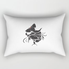 Lord Ganesha Rectangular Pillow
