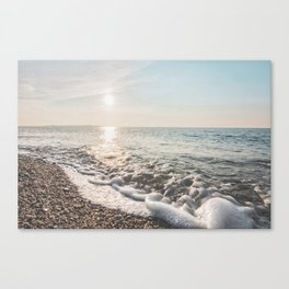 Summer vibes Canvas Print