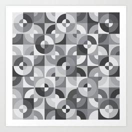 Cyclical No. 5 Art Print