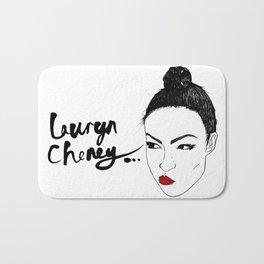 LAURYN CHENEY COLLECTION Bath Mat