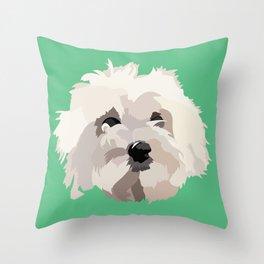 PICCOLO LUCA Throw Pillow