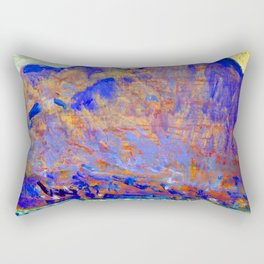 Childe Hassam Mount Beacon Rectangular Pillow