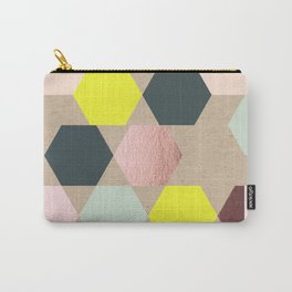 Art Rhombus Carry-All Pouch