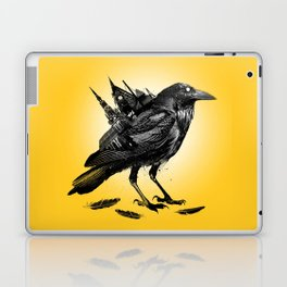 The Death Rattle Laptop & iPad Skin