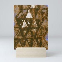 Siding III Mini Art Print