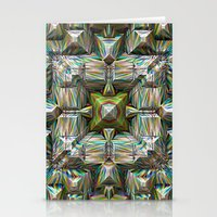 bands Stationery Cards featuring Structural Bands of Color   by Phil Perkins