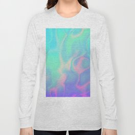 Rainbow Sea Long Sleeve T-shirt