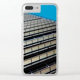 Bilbao 02 Clear iPhone Case