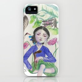 The Other World iPhone Case