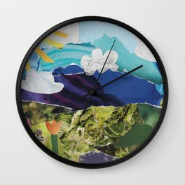 It's a Sunshine Day Wall Clock