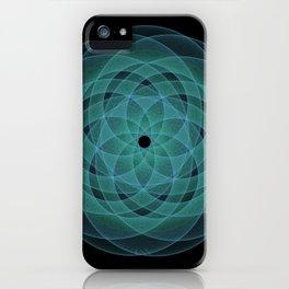 OmniGeo#4 - Geometric Pattern iPhone Case