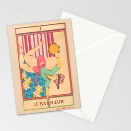 Tarot Card-The Juggler-Le Bateleur Stationery Cards
