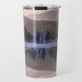 Mountain Mirror Travel Mug