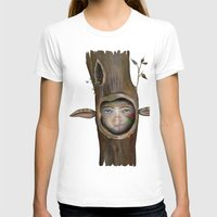 tree of life T-shirts featuring Tree Life by Fizzyjinks