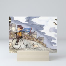 Bicycle Mini Art Print